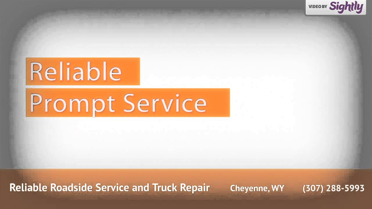 Reliable Roadside Service and Truck Repair