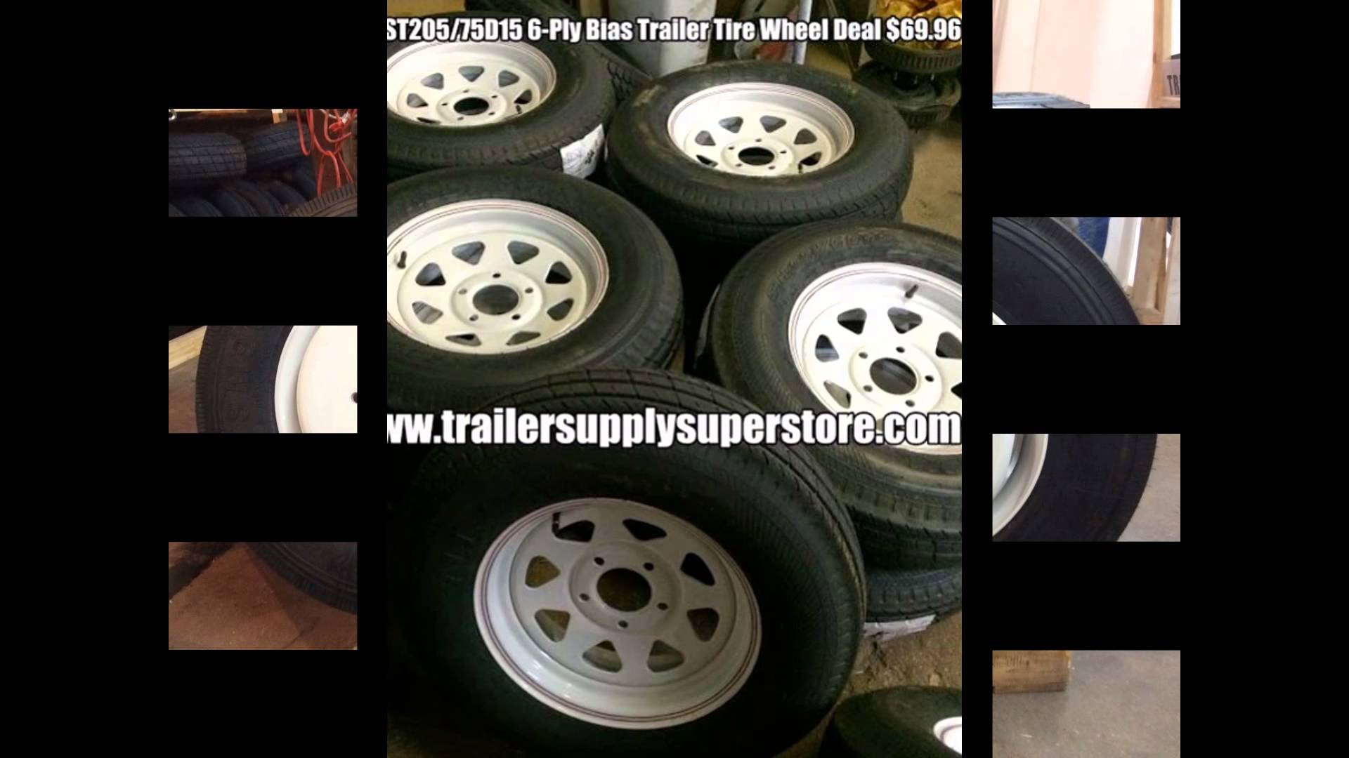 Trailer Parts Unlimited Offers a Wide Variety of Truck and Trailer Tires