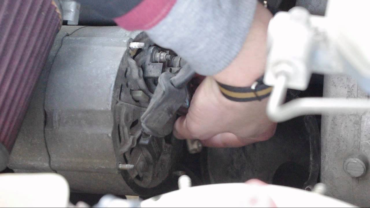 How To Repair an Alternator - Voltage Regulator
