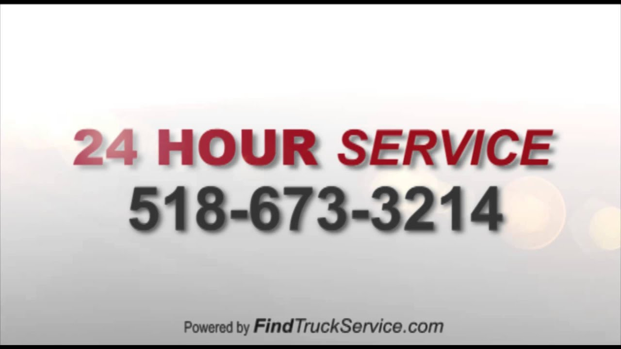 Roosevelt's Towing & Road Service in Canajoharie, NY | 24 Hour Find Truck Service