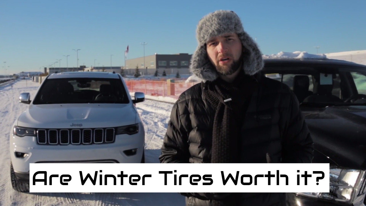 Are Winter Tires Worth It? Ram 1500 Crew Cab 4x4 Sport Hemi Test