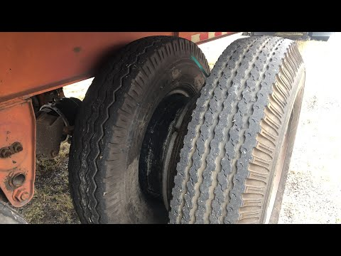 commercial semi truck tire repair