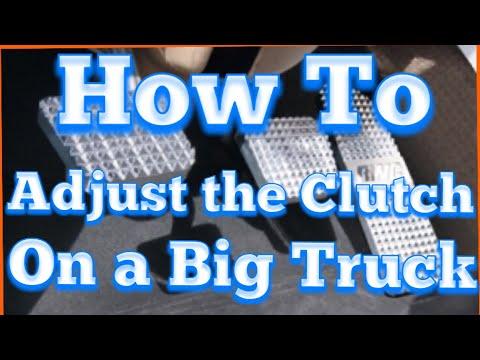 semi truck clutch replacement