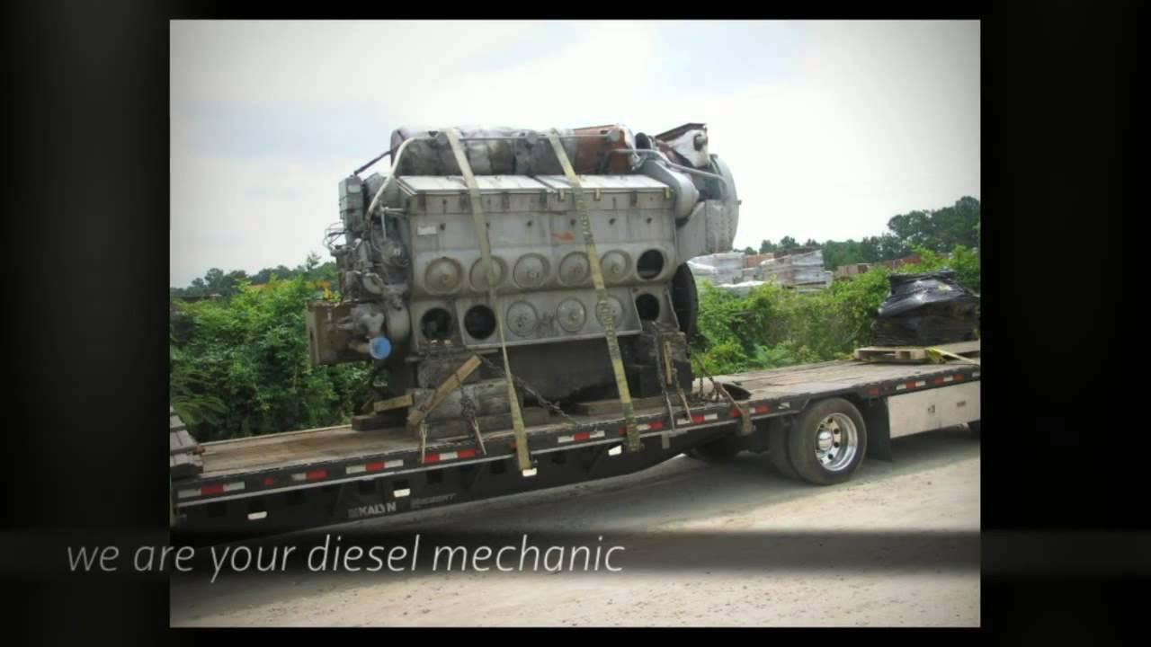 Myles Truck Repair - Diesel Mechanic in Lawrenceville, GA