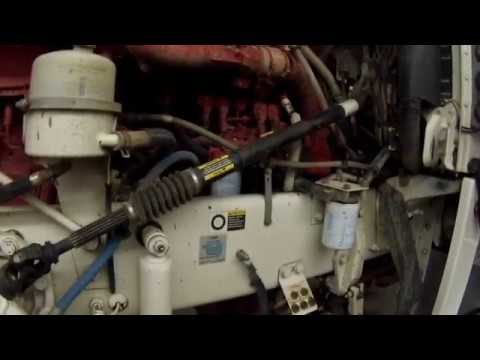 semi truck fuel pump repair