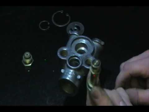 Demystifying Airbrakes 2:  Spring brake valve