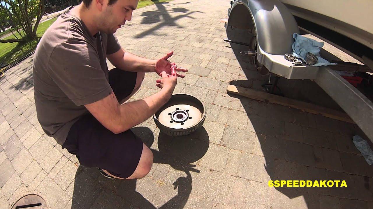 How to Repair Hydraulic Trailer Brakes