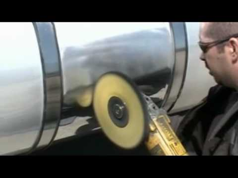 Dirty jobs How to Polish Aluminum by a Master Detailer - Aluminum Polishing Tutorial