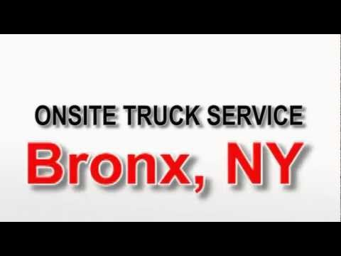 Onsite Truck Service in Bronx, NY | 24 Hour Find Truck Service