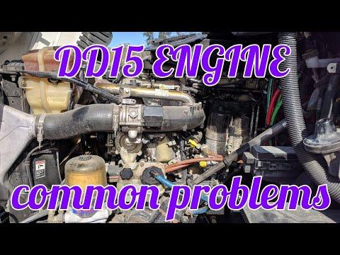 semi truck fuel pump repair