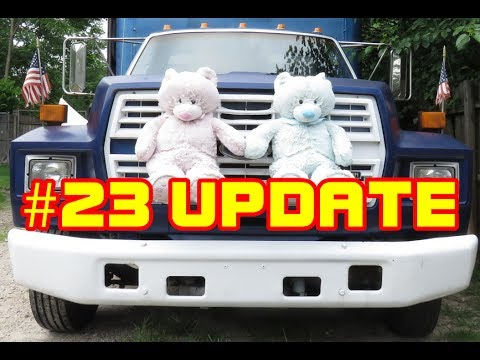 Astral Auto Repairs - Mobile Repair Service - Truck #23 Update - THIRD VIDEO!