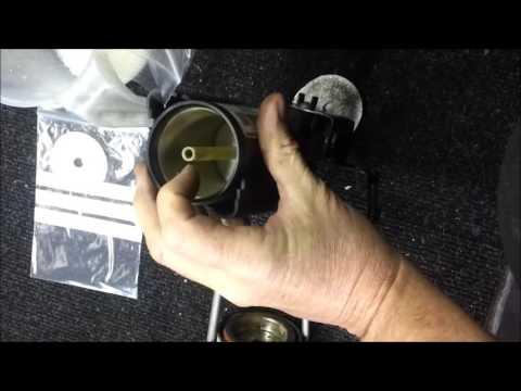 semi truck air compressor repair