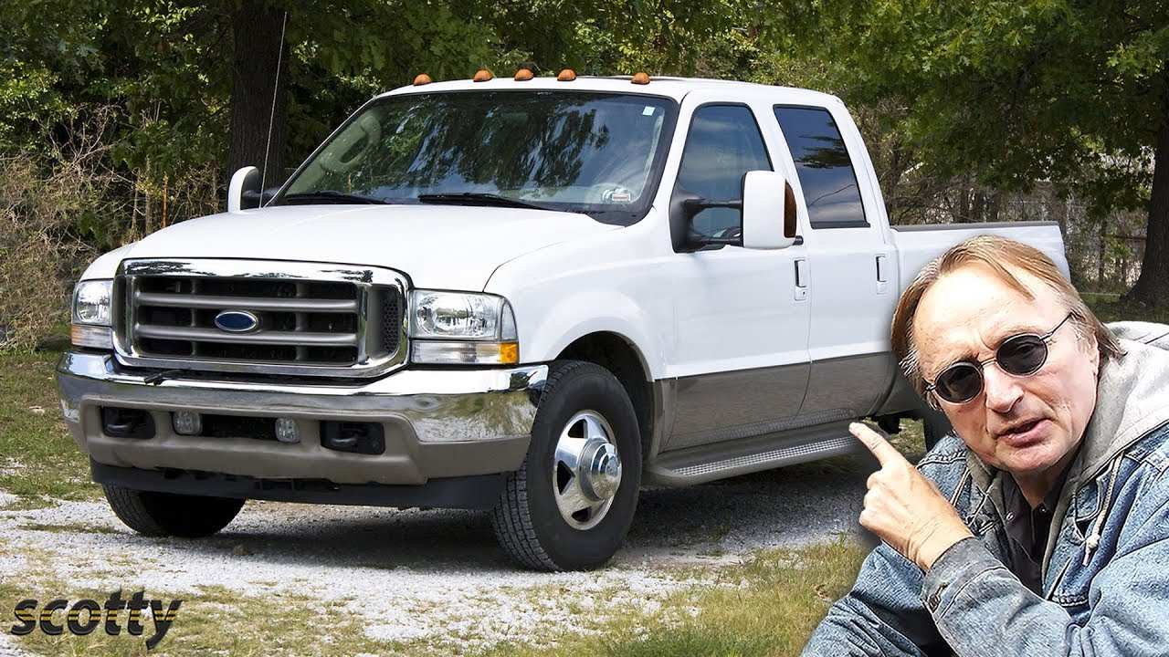 Here's What I Think About Buying a Used Diesel Truck