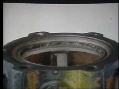 semi truck axle repair
