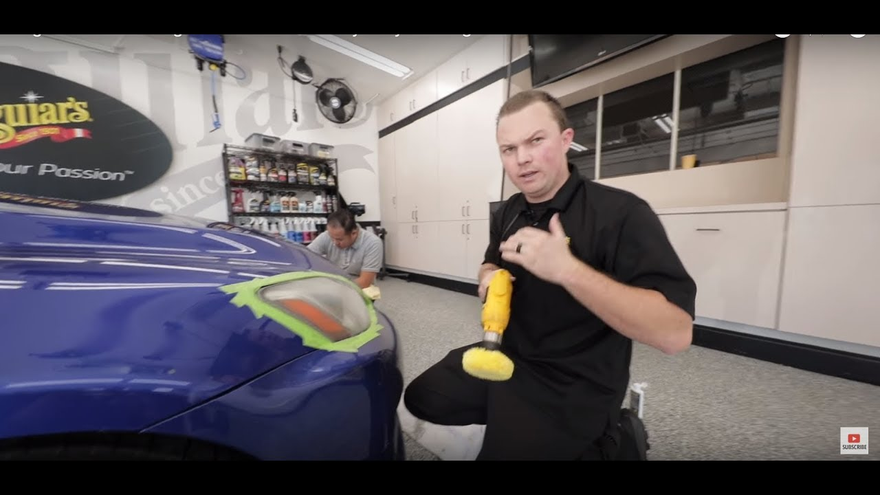 Meguiar's On Headlight Restoration: Heavy Duty Headlight Restoration Kit