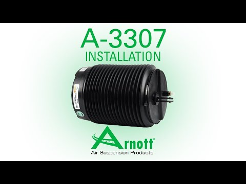 Arnott A-3307 - Video Installation for Volvo XC90, XC60 and V90 SPA platform models
