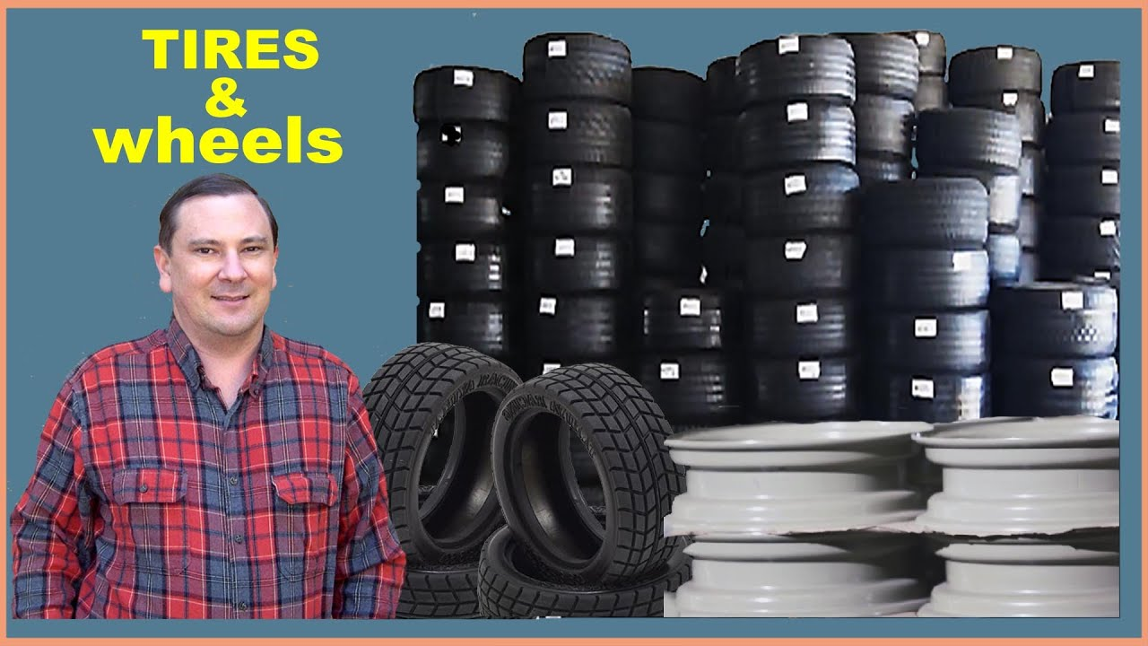 Wheels & Tires! What Good Would A Model Be Without Them? How Diecast Cars & Trucks Are Made – Part 3