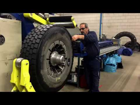 Truckparts1919: How do you retread a tyre