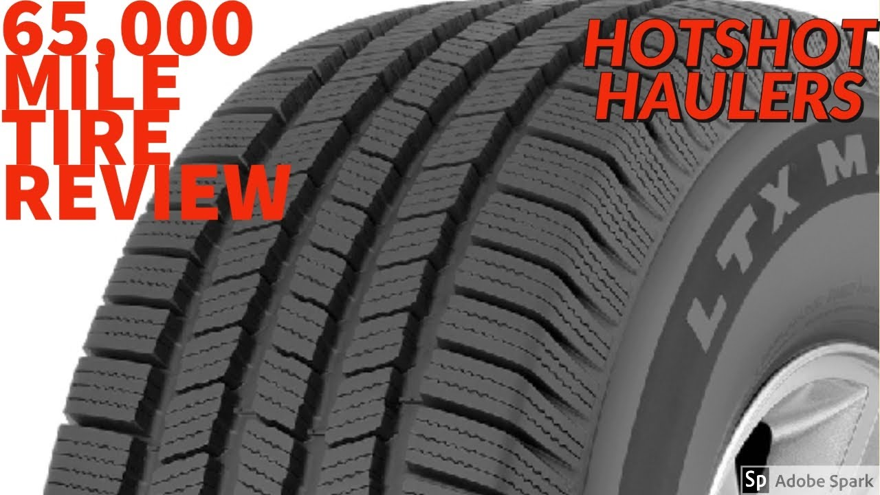 Hotshot Truck Tire Review | Michelin Tires | #083