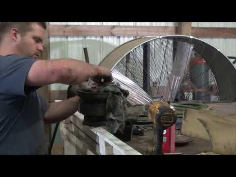 semi truck fan clutch replacement