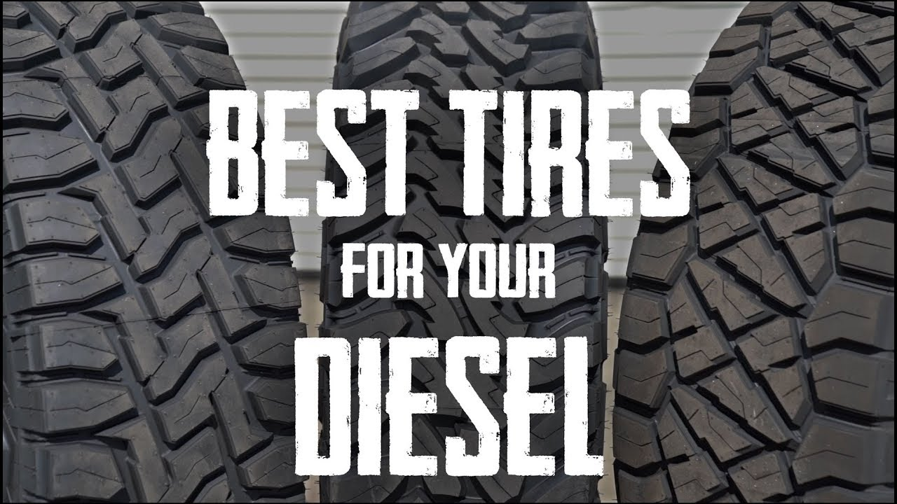 Tire Comparison— Our Favorite Tires for Diesel Trucks