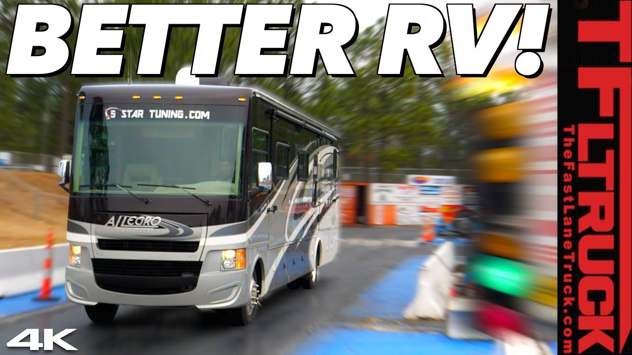 How Much Quicker and More Efficient Can Your RV Be? We Tune It