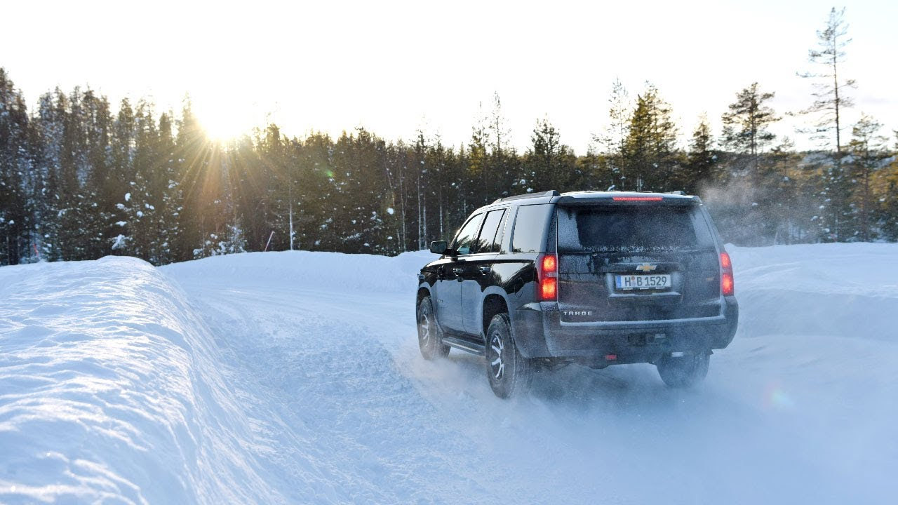 Testing On-/Off-Road All-Terrain Tires Designed for Everyday Life - Winter Update | Tire Rack