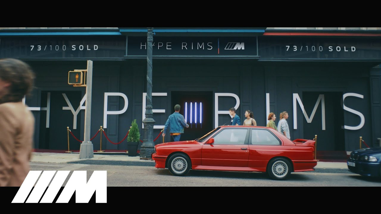 The Drop - A BMW M Town Story.