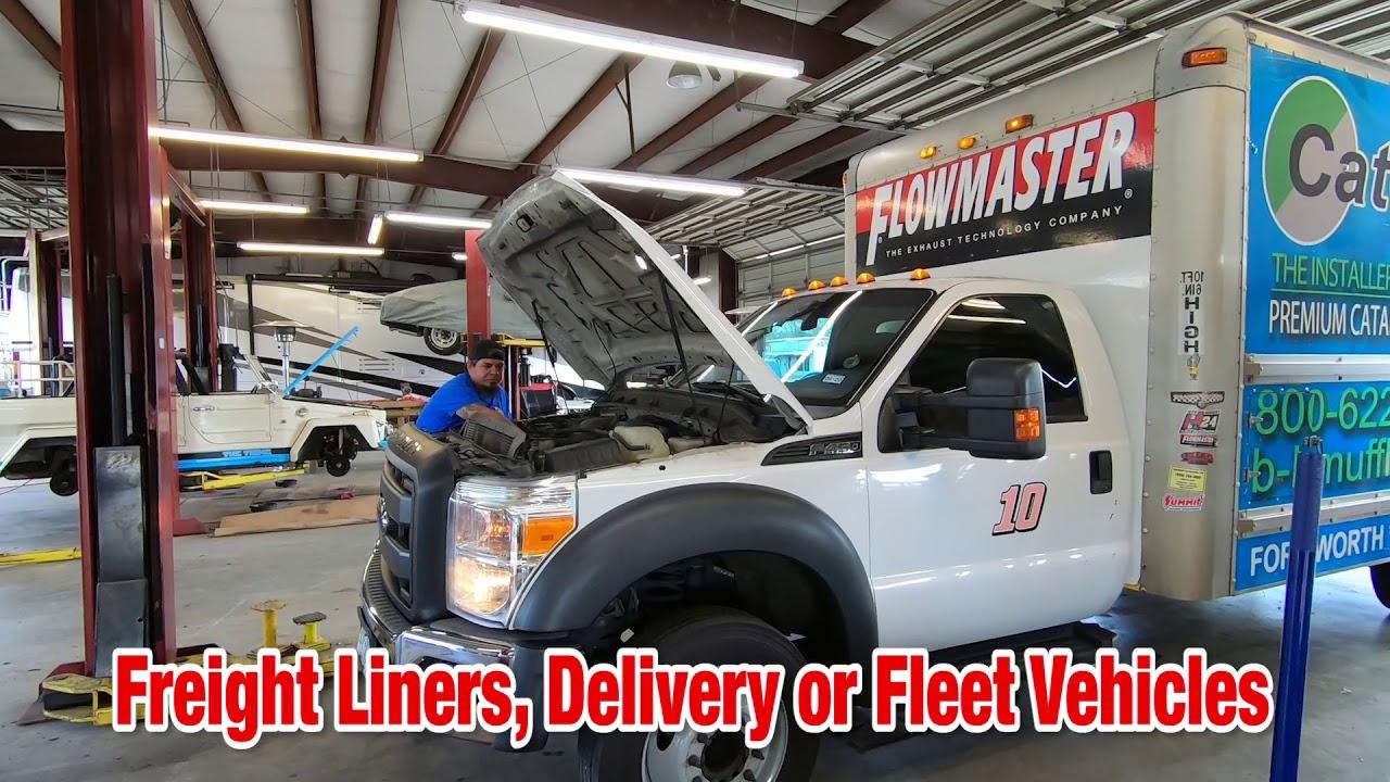 Houston Diesel Repair and Service