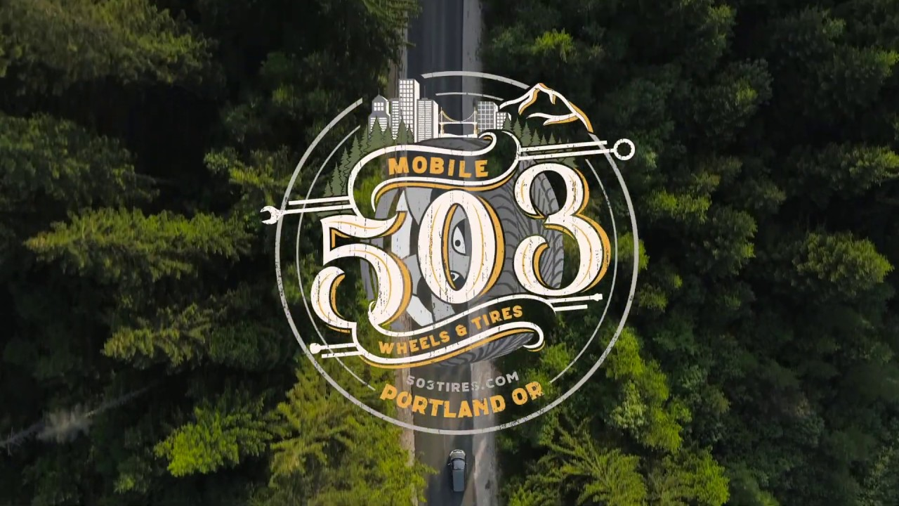 Mobile Tire Service: Portland OR, 503tires.com at your service.