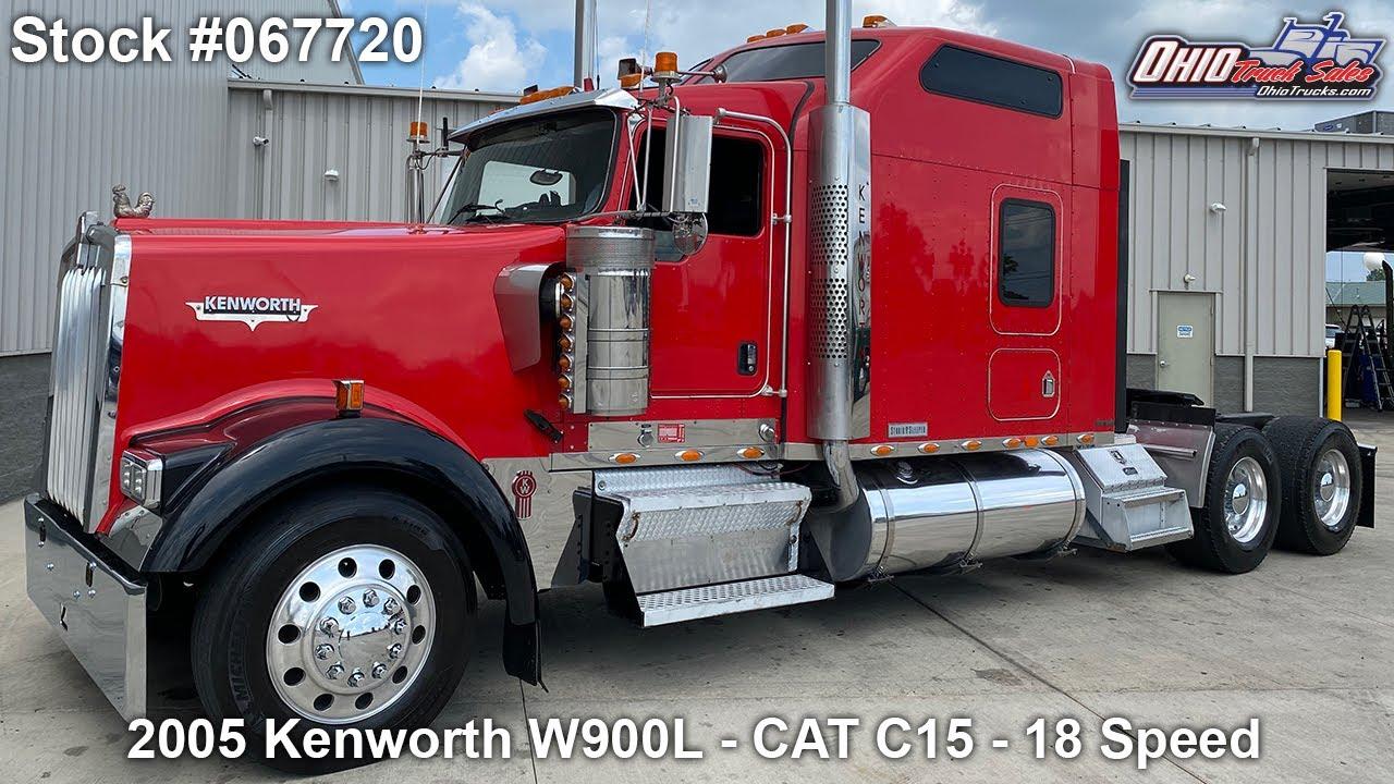 2005 KENWORTH W900L - 067720 - $54,999