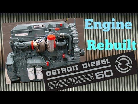 Detroit Diesel 60 Series