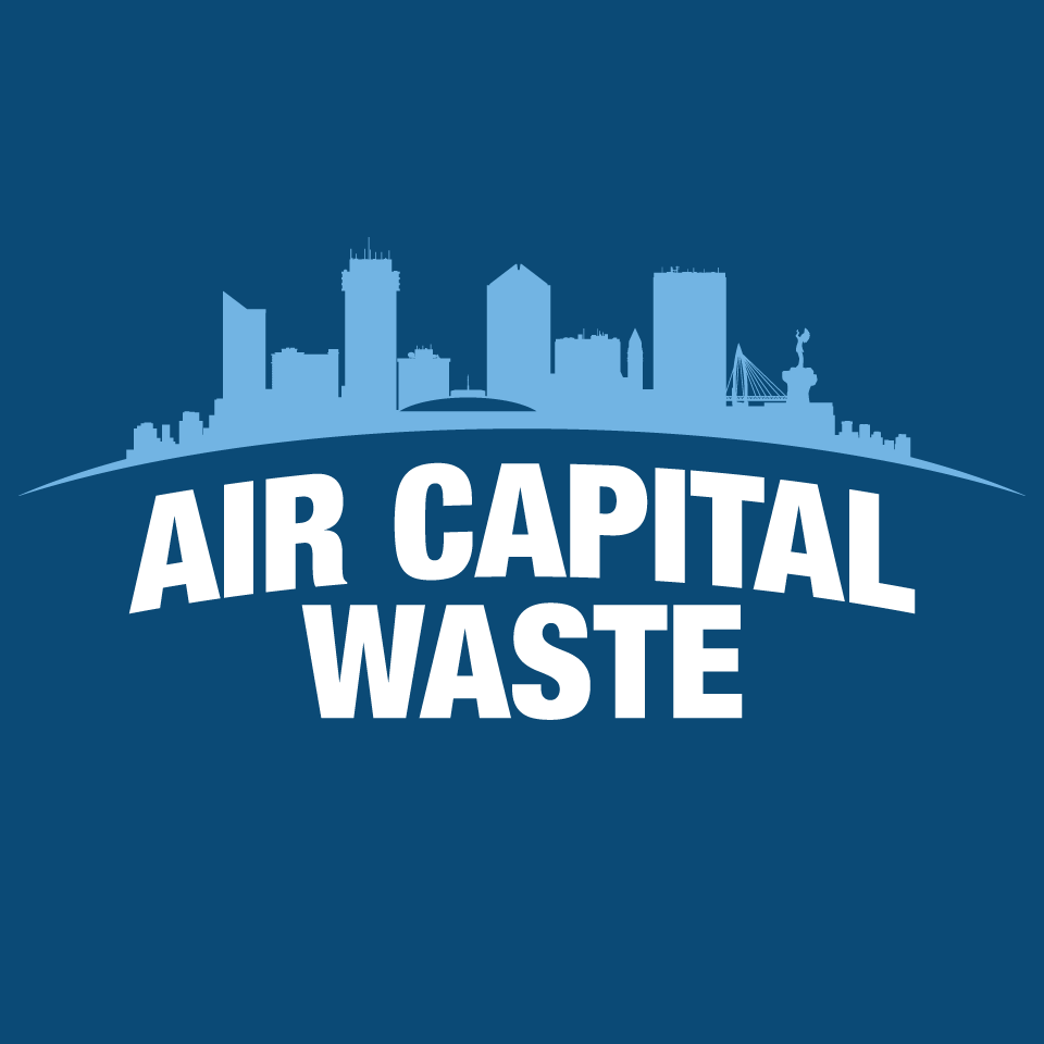 Air Capital Waste supports the veterans of the Kansas Honor Flight