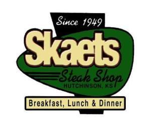 Skaets Steakhouse 2300 N. Main St., Hutchinson, KS 67502
