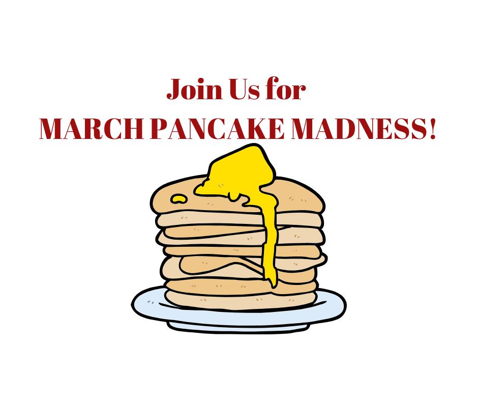 March Pancake Madness