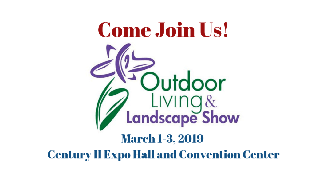 Outdoor Living and Landscape Show Kansas Honor Flight Booth