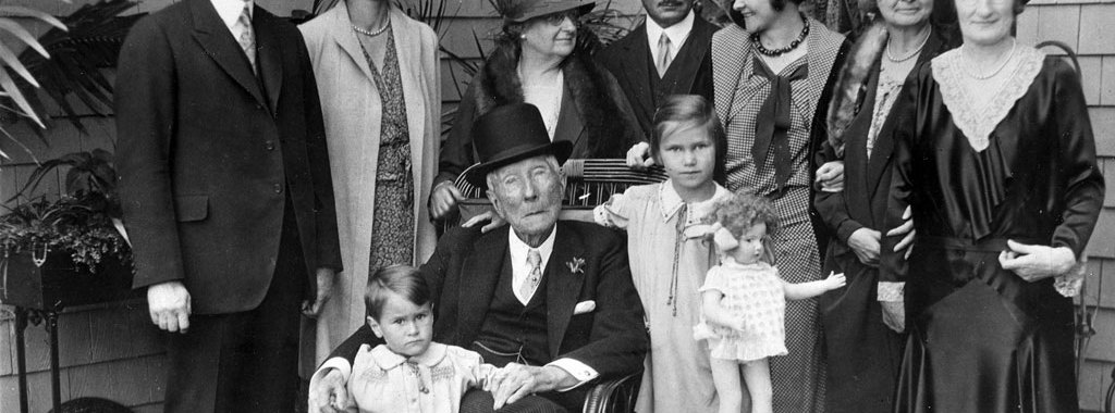 world richest family