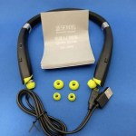 ネックバンド式の特徴が良く出ているヘッドセット「AIVANT Bluetooth4.1 ワイヤレスイヤホン/AIVANT」レビュー