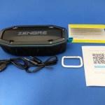 お風呂スピーカーに最適なBluetoothスピーカー「Bluetoothスピーカー ZBJPD6BLU/ZENBRE」レビュー