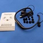 プールの中で音楽を聴ける音楽プレイヤー「MP3 ヘッドセット音楽プレーヤー/Tayogo」レビュー