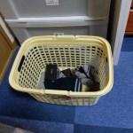 部屋の散らかりを一掃「バスケット LB-M/アイリスオーヤマ」レビュー