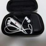 ヘッドセットのアイディア商品「ワイヤレスイヤホン充電収納ケース JP-Portable Charging Case-SP/SoundPEATS」レビュー