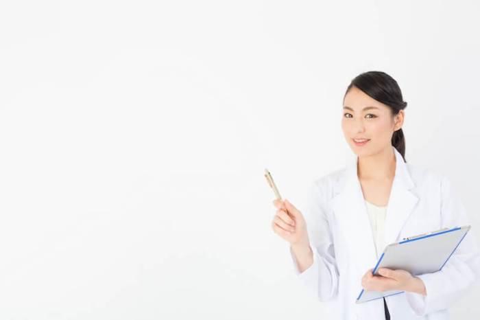 きれいな女医のイメージ画像