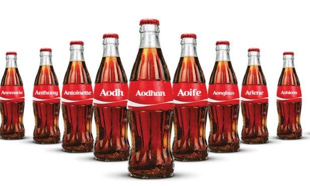 Coke Logo Campaign KantanMT