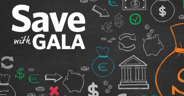 Save With GALA
