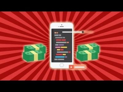 iPhoneアプリのIOSをオンラインでお金を稼ぎます