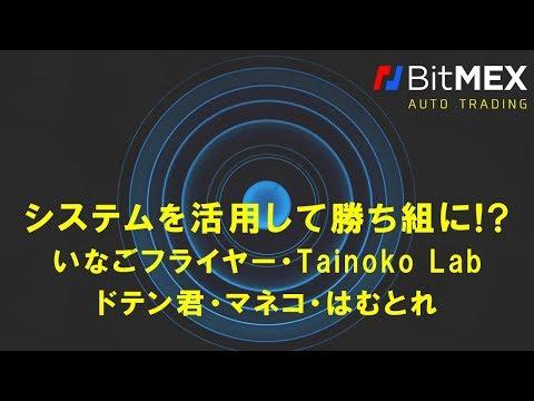 ビットコイン自動売買ツール vol12 システムを活用する 日本版 (前編)2019 7 26  開発現場にて
