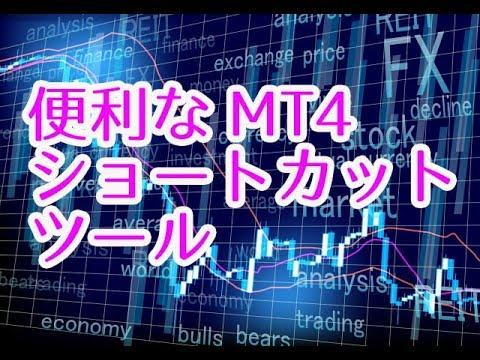 FX・バイナリー攻略に使える無料のMT4ショートカットツール「Accela2」#14
