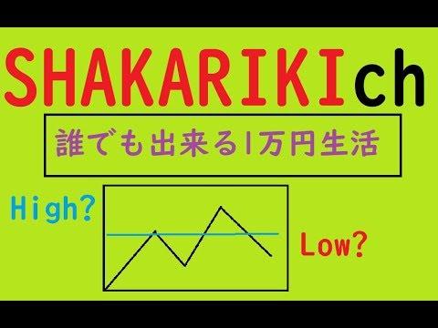 #44 【ツール検証デモトレード&ラインと根拠】シャカリキのハイロー生活【2019/9/10】