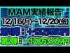 FXコピートレード、MAMの実績大公開!【12/16〜12/20の実績です】